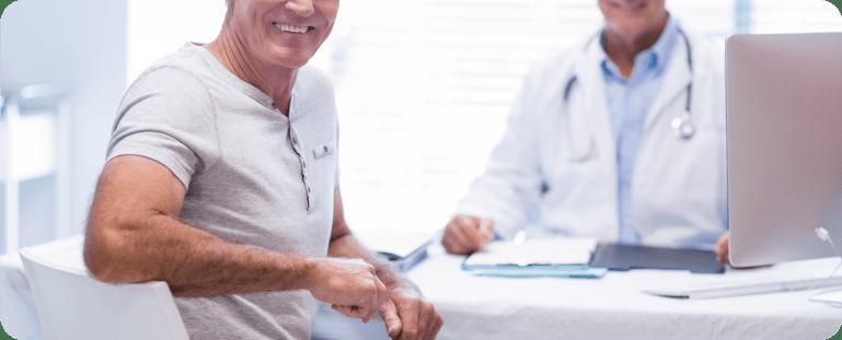Percorso Prevenzione Uomo Under 40 - MerClin
