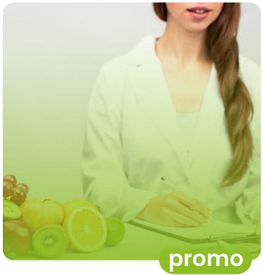 Pacchetto Promozionale Nutrizione