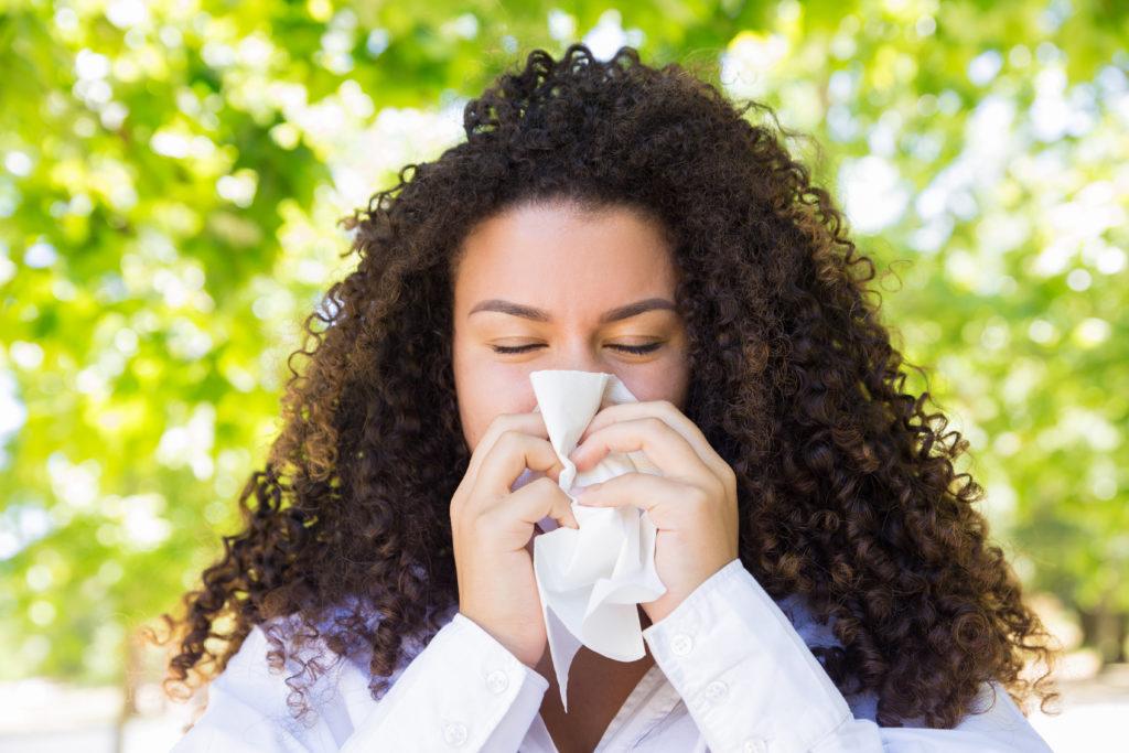 Allergia e COVID-19: come riconoscere i sintomi