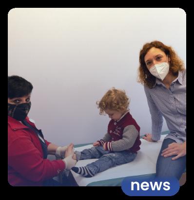 Ortopedia Pediatrica: la Dott.ssa Camilla Bettuzzi al Centro MerClin